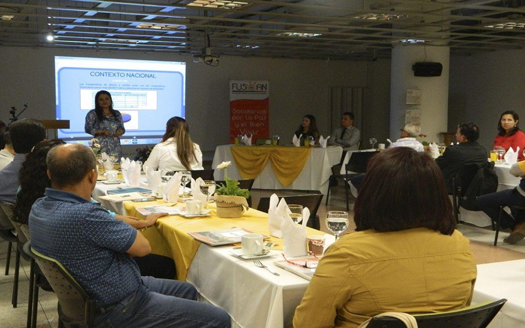 Asamblea Fusoan: Afirmando el espíritu Democrático y Solidario