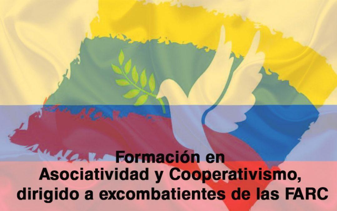Reincorporados en Bolívar inician formación en economía solidaria