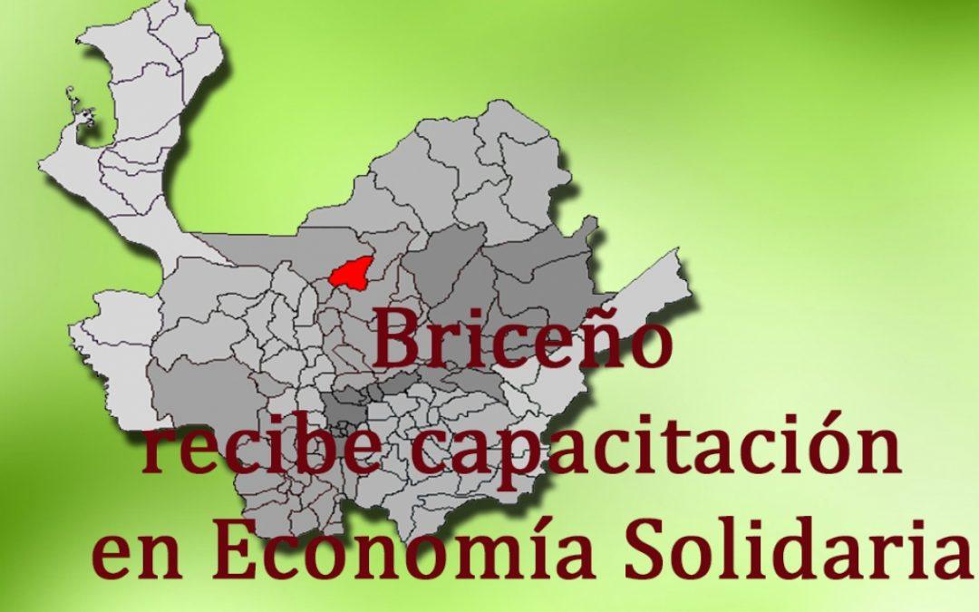 15 Organizaciones de Briceño reciben asesoría en economía solidaria