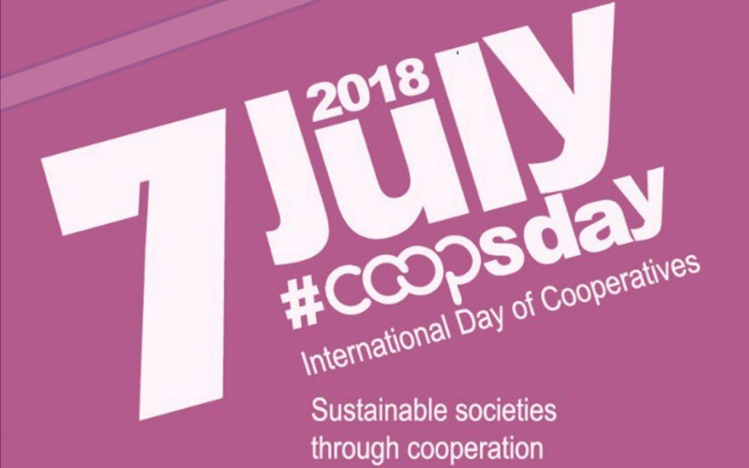 7 de Julio: Día Internacional de las Cooperativas: sociedades sostenibles
