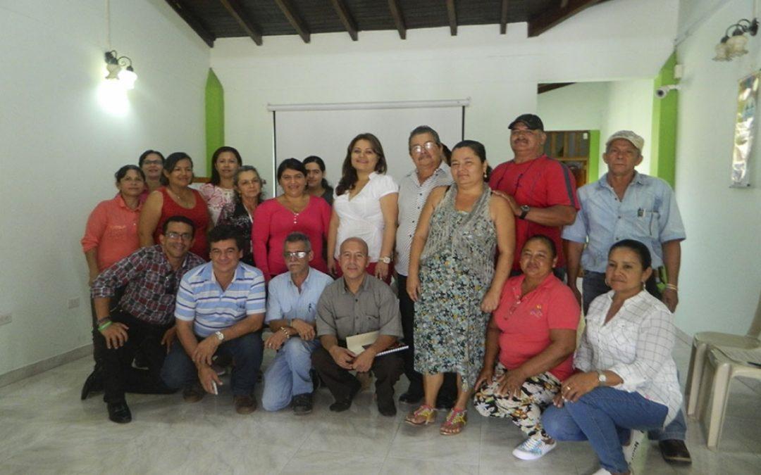 Alcaldía Municipal y Mesa de Economía Solidaria trabajando juntos por San Luis