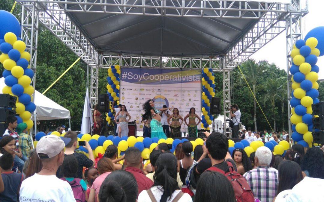 Antioquia celebró el Día Internacional del Cooperativismo
