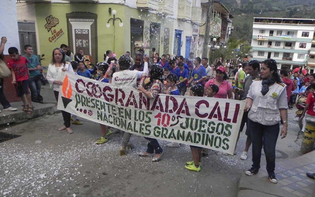Coogranada: las Fiestas del Retorno un motivo para volver a Granada