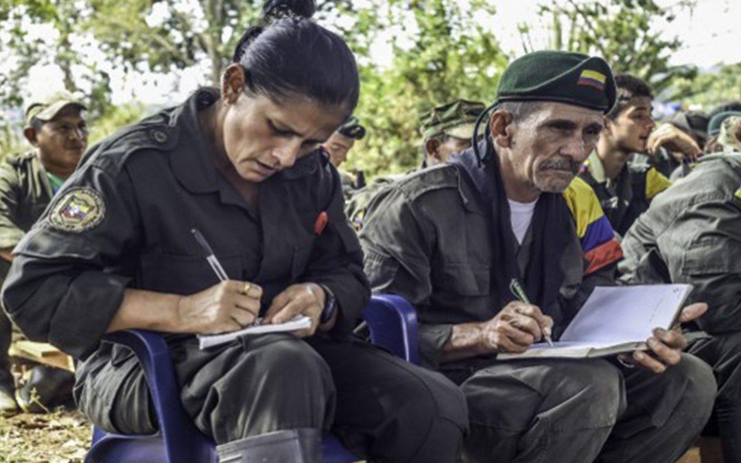 Cooperativismo, alternativa para guerrilleros que dejen las armas