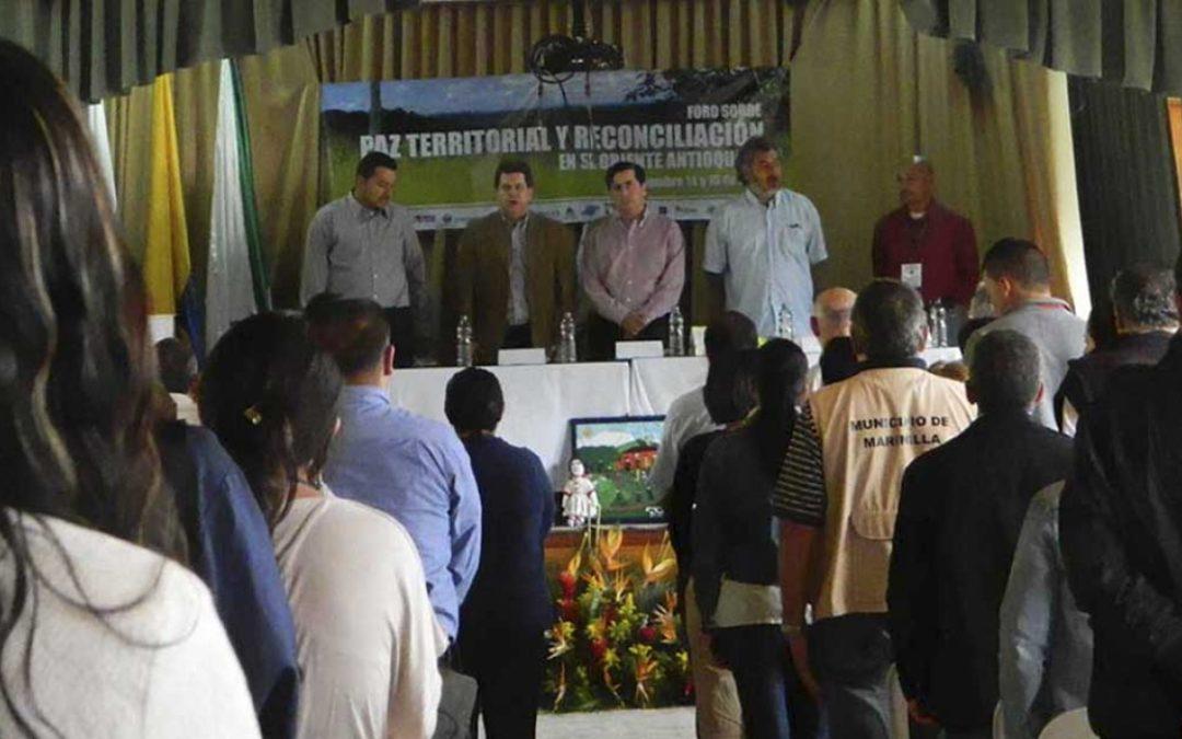 El proceso de paz de La Habana en el Oriente
