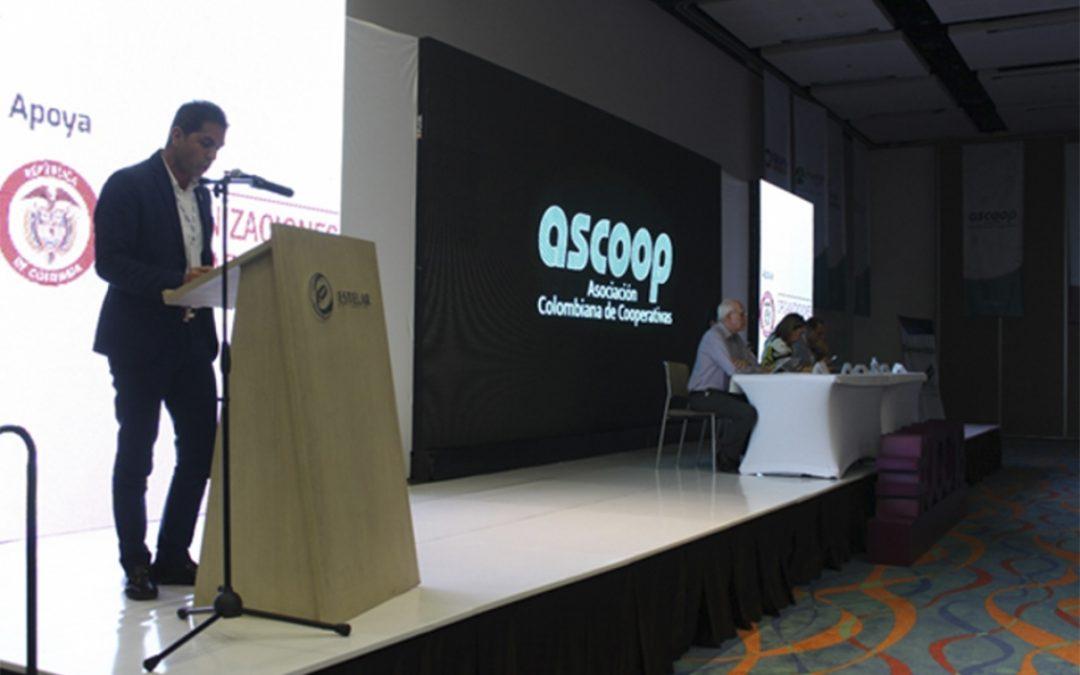 """""""El reto del sector cooperativo en Colombia sigue siendo el de avanzar en la innovación y el emprendimiento"""""""