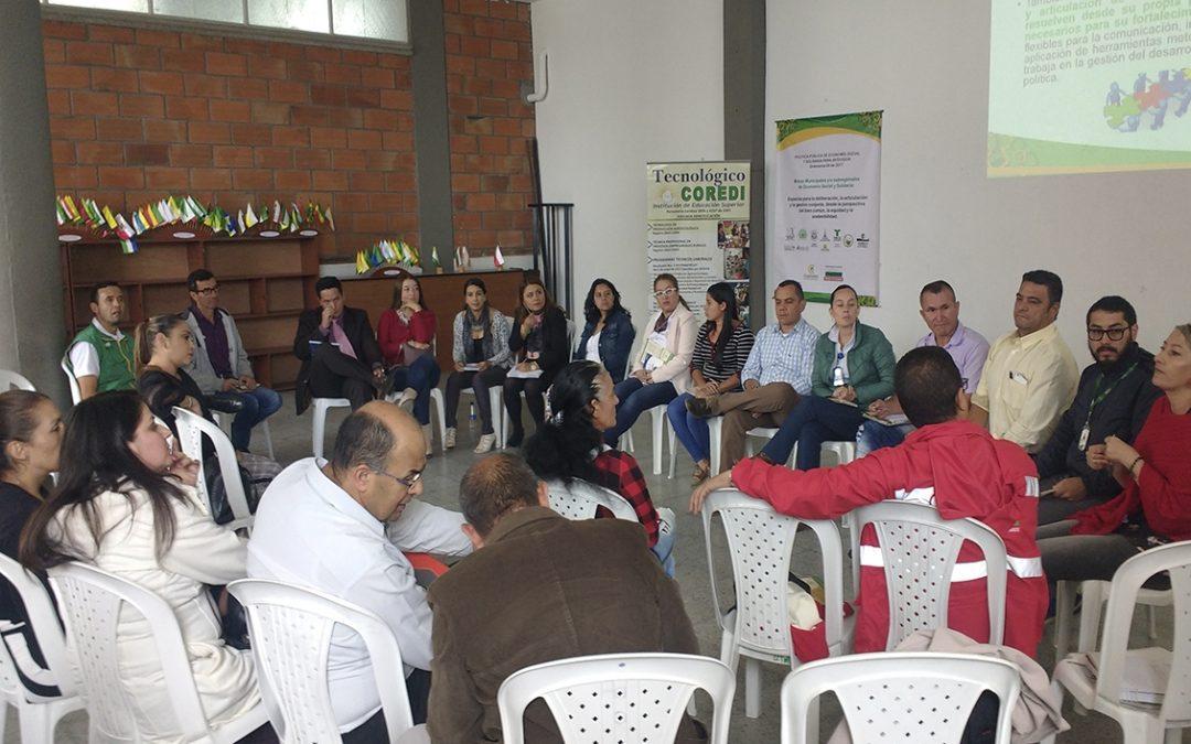 Encuentro Subregional de Economía Solidaria en Marinilla