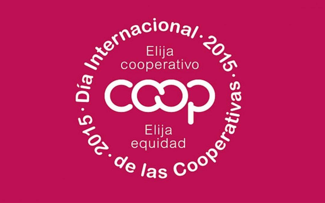Equidad: Tema del Día Internacional de las Cooperativas