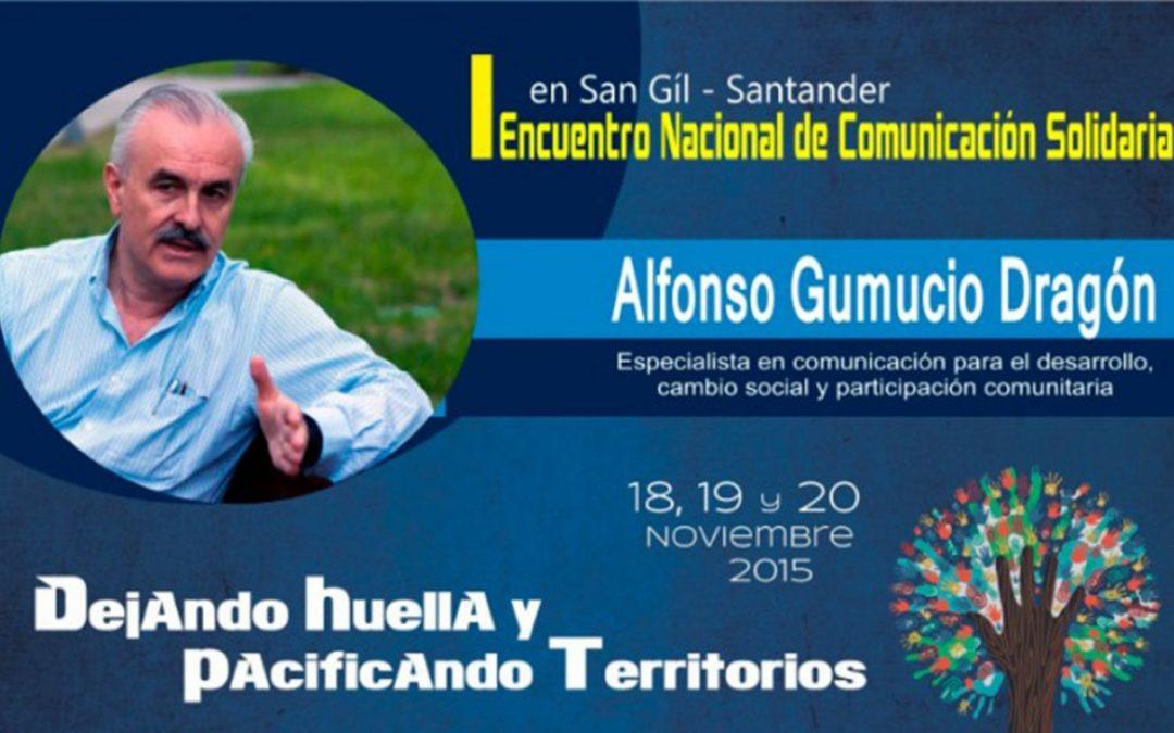 I Encuentro nacional de Comunicación Solidaria