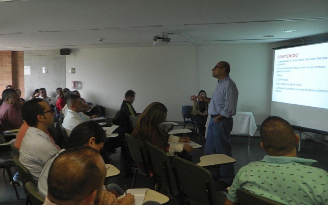 Incidencia Política en la Economía Solidaria: Un espacio para el debate y la construcción de propuestas