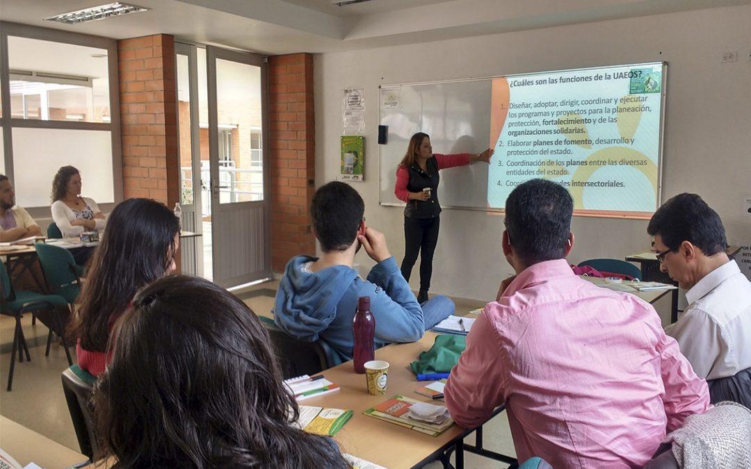Intercambio de Experiencias en Economía Social y Solidaria Colombia – Argentina