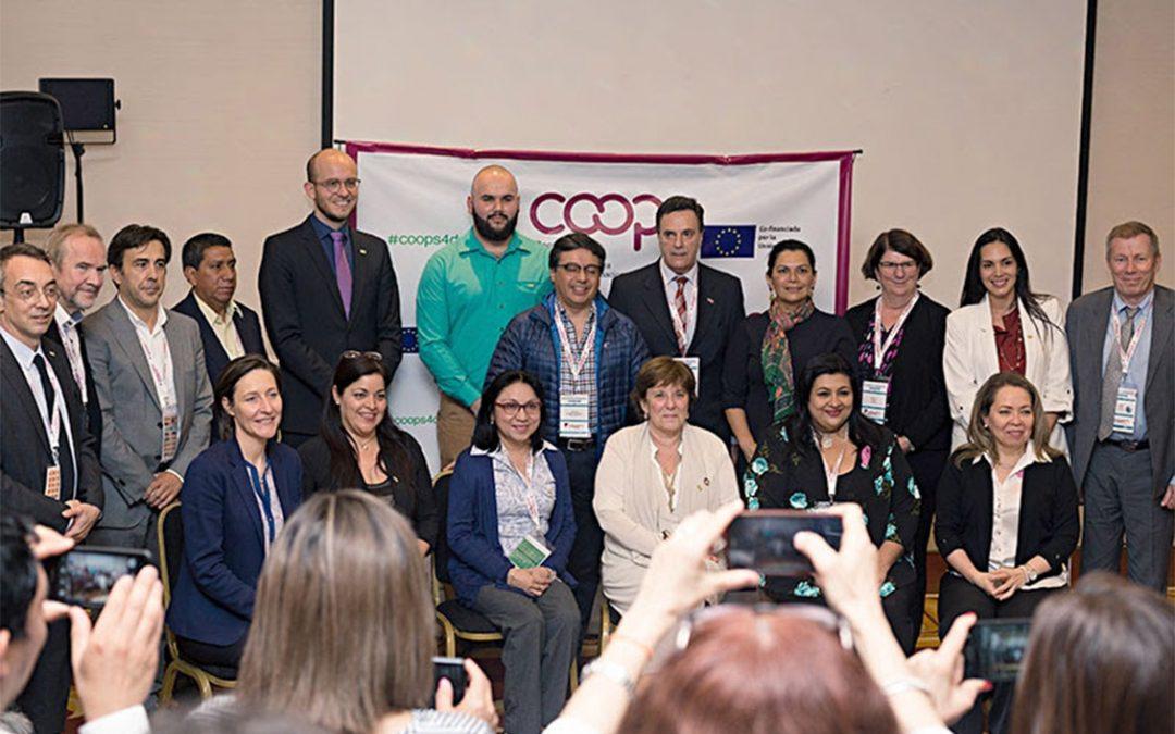 Lanzamiento de la Plataforma de Cooperativas de Américas para el Desarrollo (PCAD)