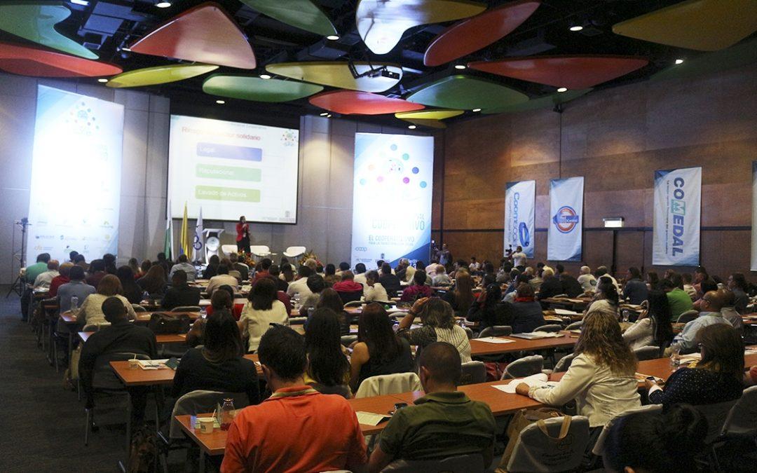 Medellín, sede del IX Encuentro Nacional Cooperativo