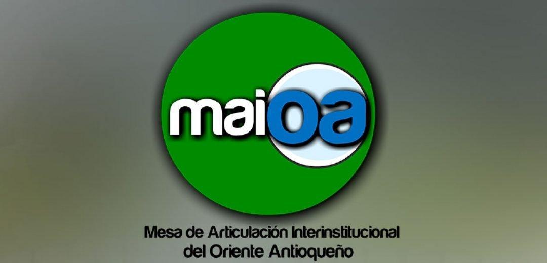 Mesa de Articulación Interinstitucional del Oriente Antioqueño MAI-OA