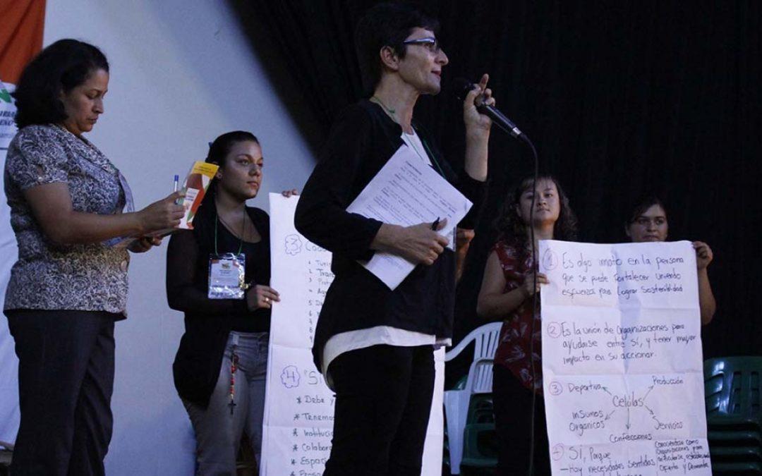 Mesas de colaboración solidaria: de la teoría y el hablar a la práctica