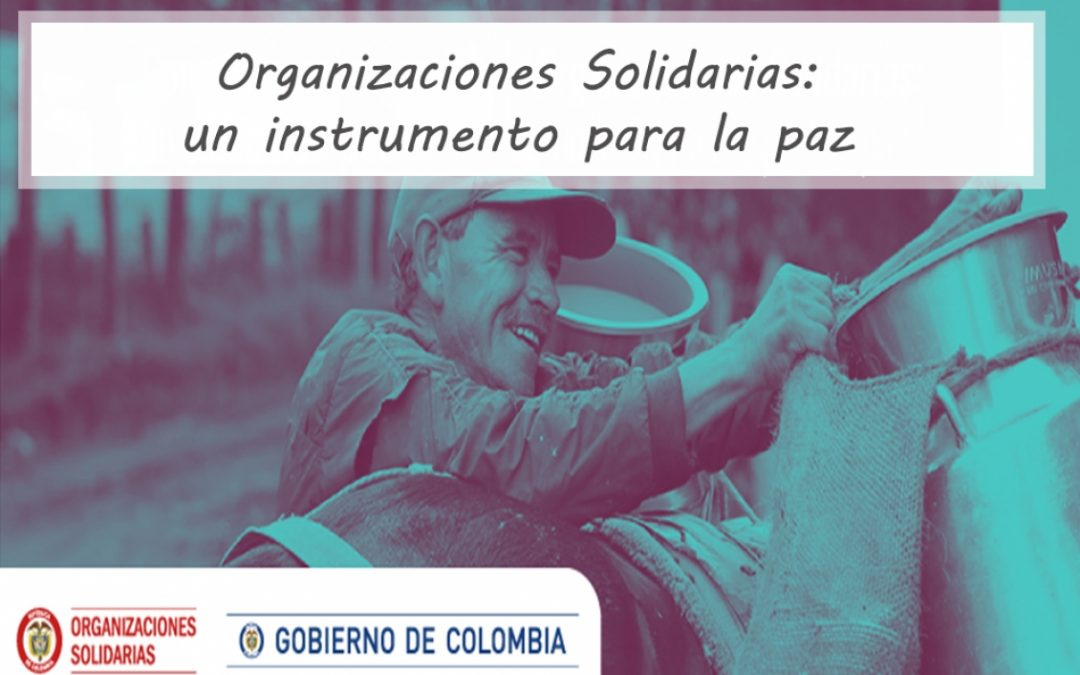 Organizaciones Solidarias presentó informe: Rendición de Cuentas Construcción de Paz, noviembre 2016 y mayo 2018