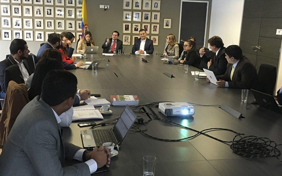Reunión de empalme de Organizaciones Solidarias con nuevo Gobierno