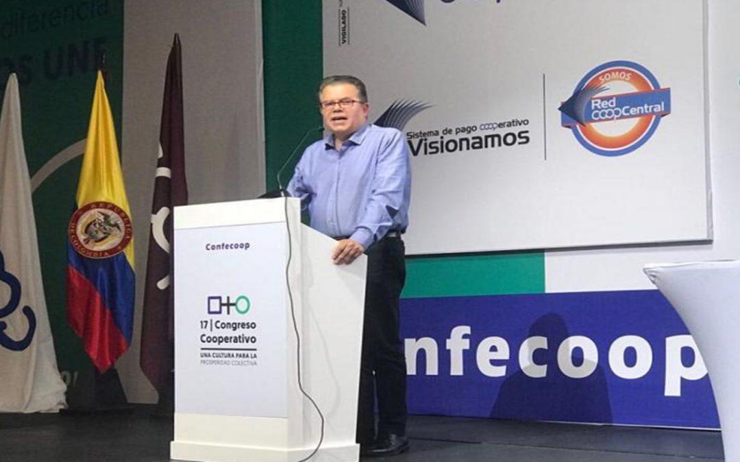 Ricardo Lozano Pardo designado nuevo Superintendente de la Economía Solidaria
