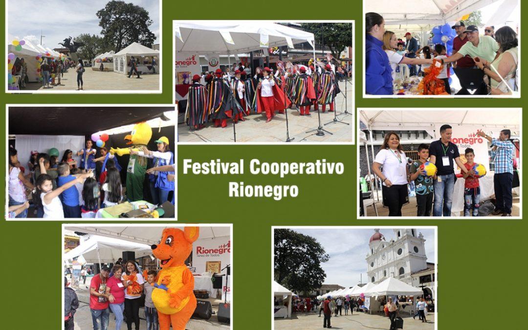 Rionegro se sumó al Día Internacional de las Cooperativas