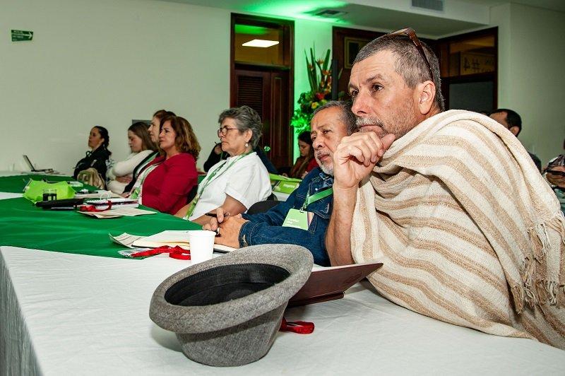Asamblea Confiar: Cooperativizando para el bien vivir