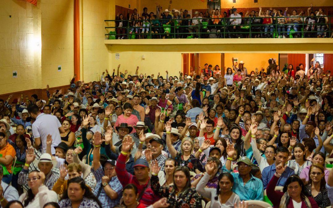 Asamblea Cooabejorral: Crecemos contigo