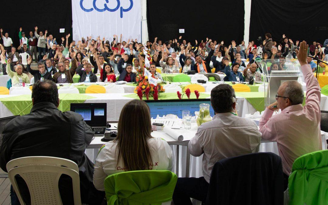 Asamblea Coogranada: Crecemos para servir