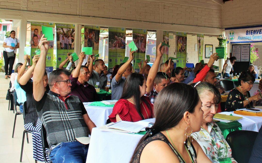 Asamblea Coosanluis: Más cerca de tus sueños