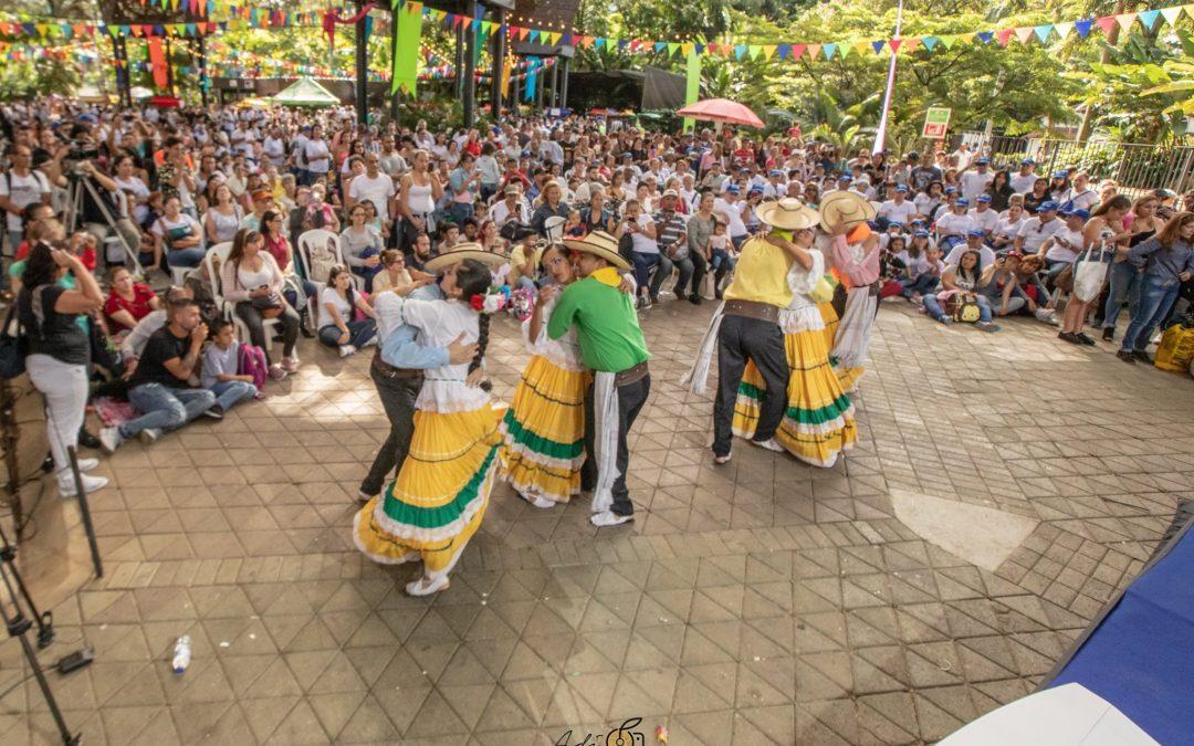 En Antioquia celebramos el 4° Festival Cooperativo