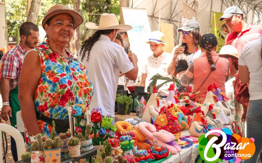 22 mil personas celebraron los 20 años del Bazar de la Confianza