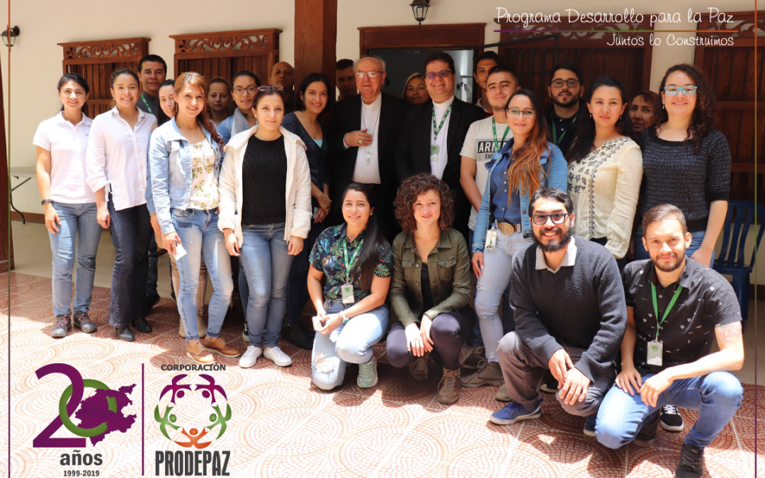 Prodepaz: 20 años de construcción colectiva de territorio