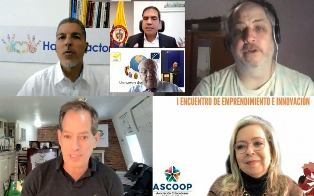 ASCOOP realizó el Primer Encuentro de Emprendimiento e Innovación