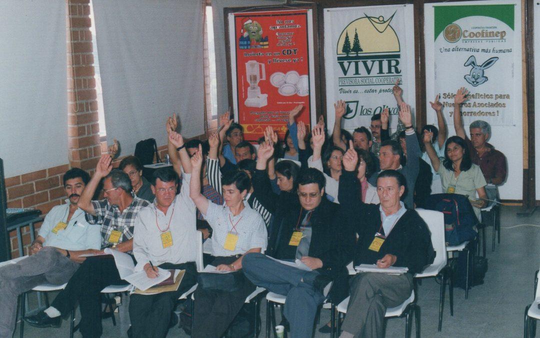 Fusoan celebra 21 años de incidencia positiva en el sector solidario